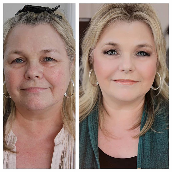 before-and-after-sarah-rees-bridal-makeup-france-wedding-languedoc2